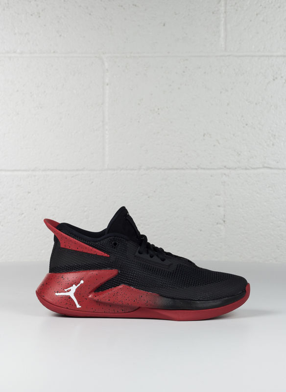 SCARPA JORDAN FLY LOCKDOWN RAGAZZO, 023BLKRED, medium