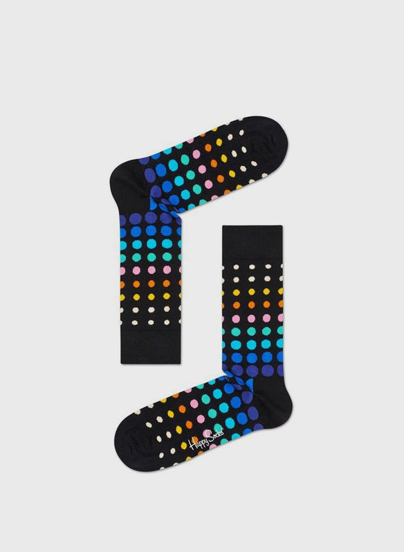 CALZA FADED DISCO DOT, 9300BLK, medium