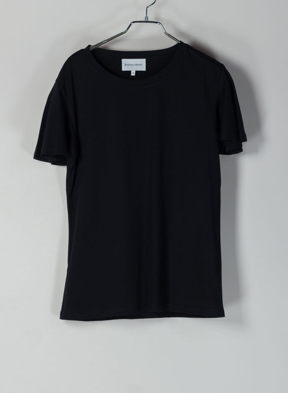 T-SHIRT YARMEIN, BLK, medium
