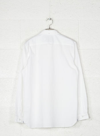 CAMICIA OXFORD, 001WHT, small