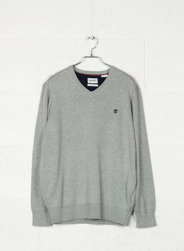MAGLIONE WILLIAMS RIVER SWEATER, 052GREY, large