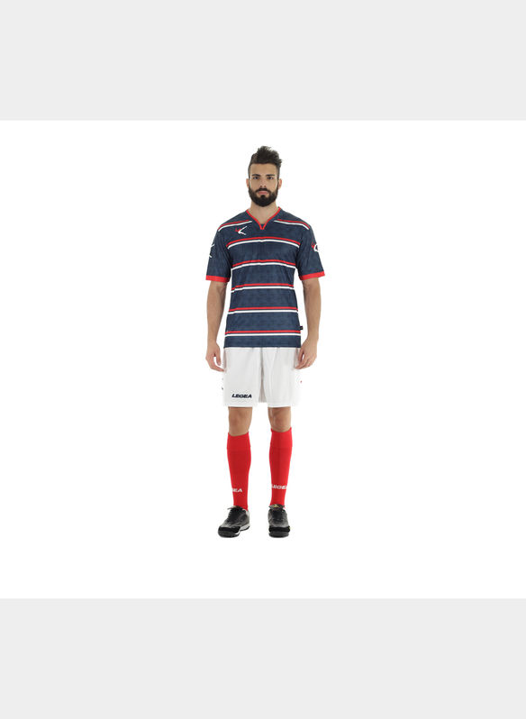 M KIT BEIRA JEANS MC CALCIO, 1203-0003NVYWHTRED, medium