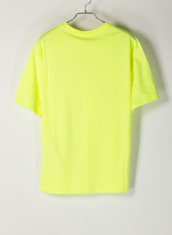 T-SHIRT AMERICAN CLASSIC FLUO, YF002LIME, small