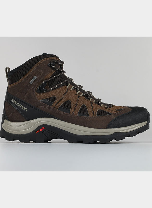 SCARPA AUTHENTIC LTR GTX, BROWN, medium