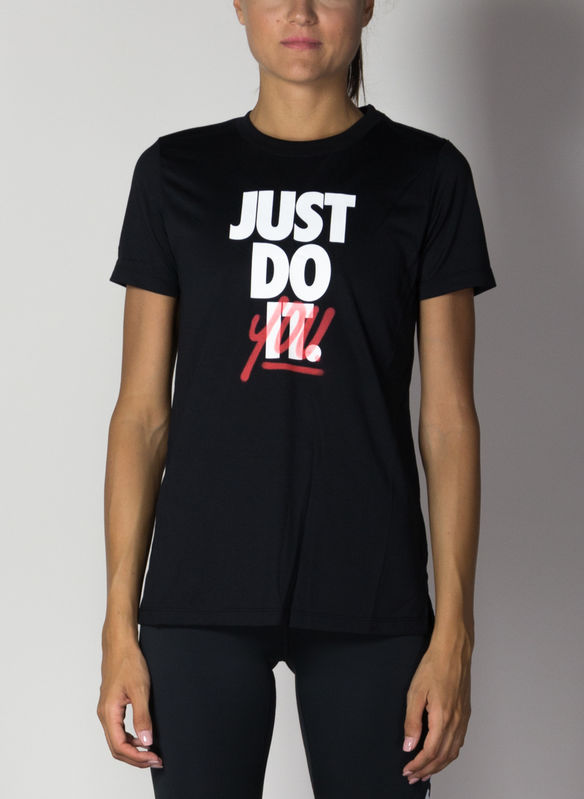 T-SHIRT JDI TRAINING, 010BLK, medium
