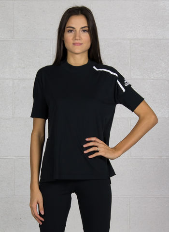 T-SHIRT ATHLETIC Z.N.E., BLK, small