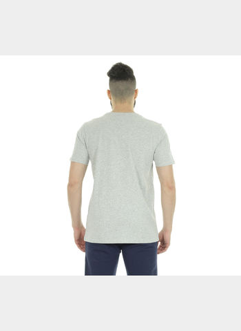 T-SHIRT ARCHIVE MEN'S LOGO , 004GREY, small