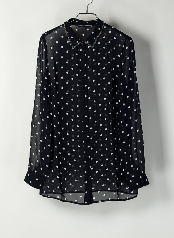 CAMICIA STAMPA ALLOVER, PL94 POIS, medium