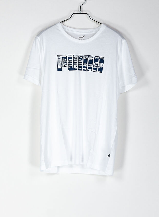 T-SHIRT BRAND GRAPHIC, 02WHT, large
