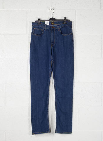 JEANS BROOKLYN MEDIUM, ACAX AUTH BLU, small
