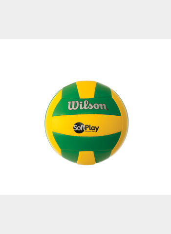 PALLONE SOFT PLAY VOLLEYBALL, GRYE05 YELLGREEN, small