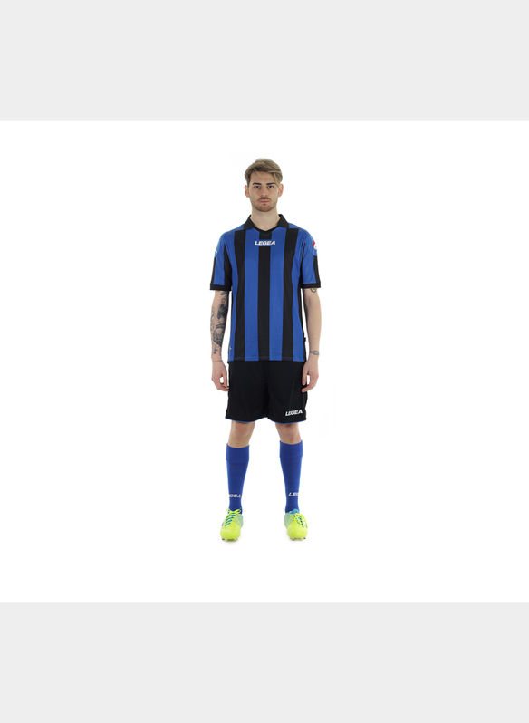 KIT BELGRADO CALCIO , 0210BLKAZZ, medium