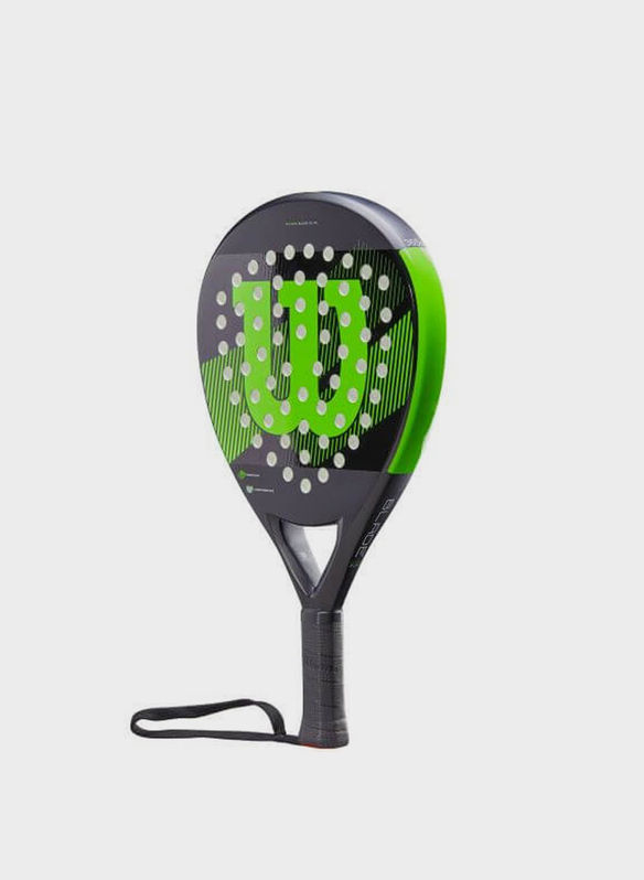 RACCHETTA PADEL BLADE ELITE, BLKGREEN, medium