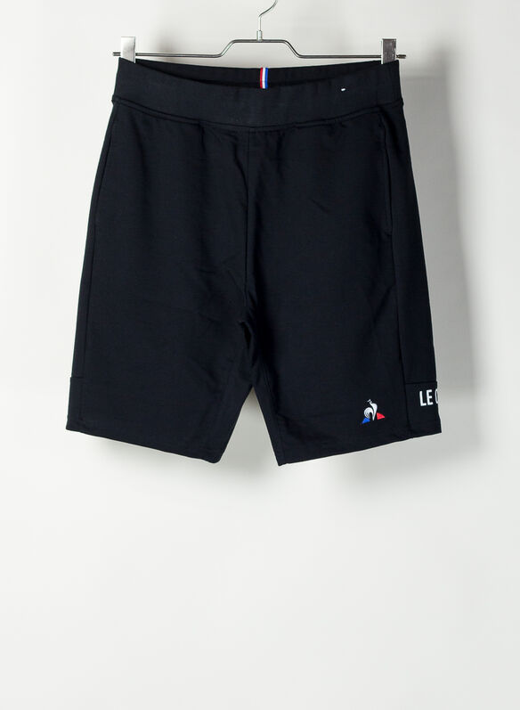 SHORTS ESSENTIELS, BLK, medium