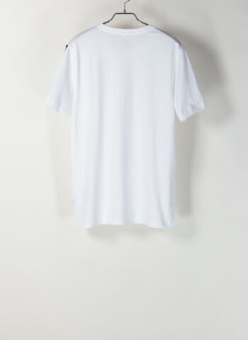 T-SHIRT AMPLIFIED LOGO, 02WHT, small