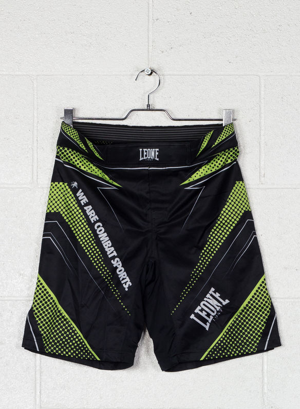 PANTA MMA BLITZ, BLKGREEN, medium