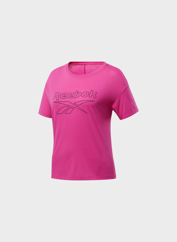 MAGLIA WORKOUT, FUXIA, medium