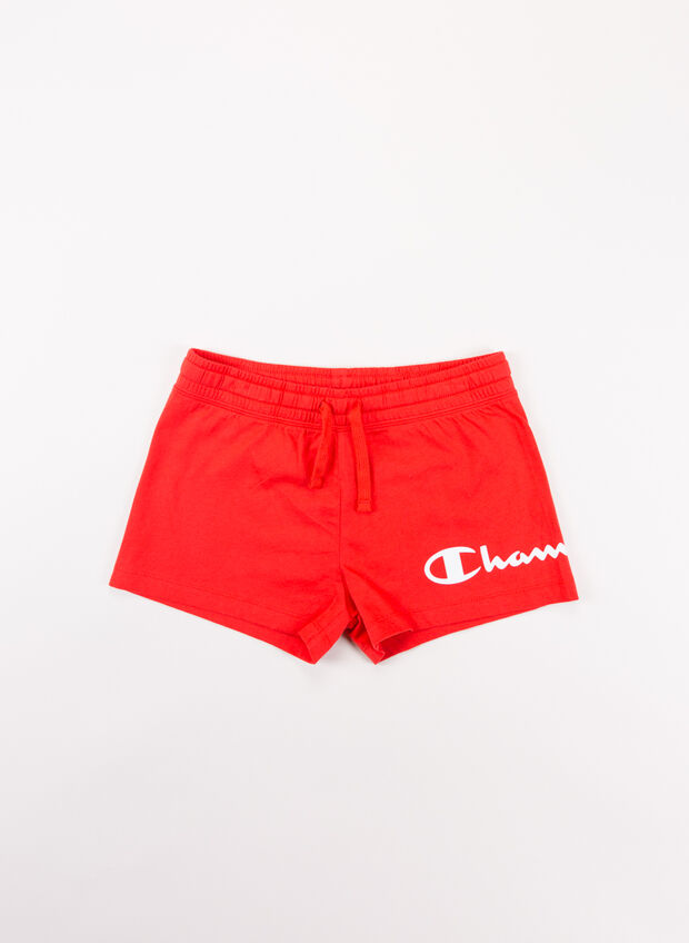SHORTS AMERICAN CLASSIC RAGAZZA, RS046RED, large