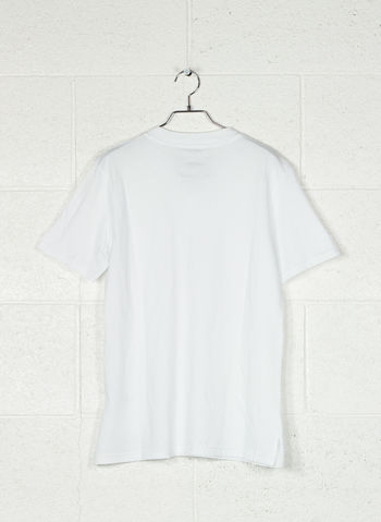 T-SHIRT CHESTER, BIANCO, small