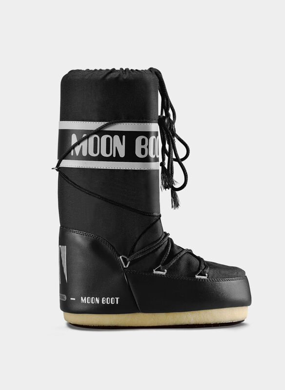 DOPOSCI MOON BOOT, 001BLK, medium