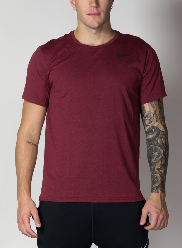 MAGLIA BREATHE, 681BORDEAUX, medium