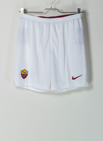 SHORTS AS ROMA 2019-20 HOME, 100WHT, small