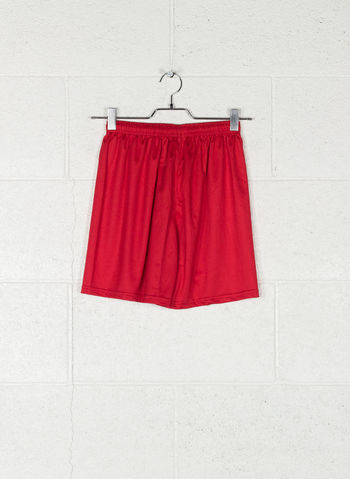PANTALONCINO TAIPEI CALCIO, 0012RED, small