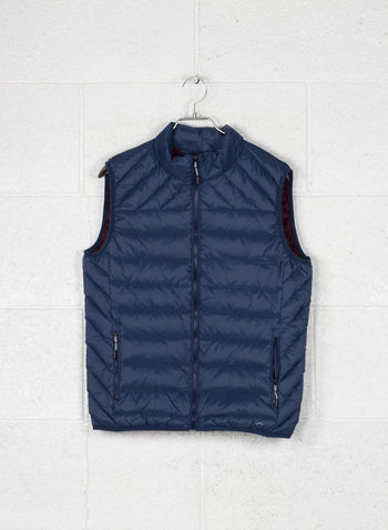 GILET ULTMELTY, DARK DENIM, small