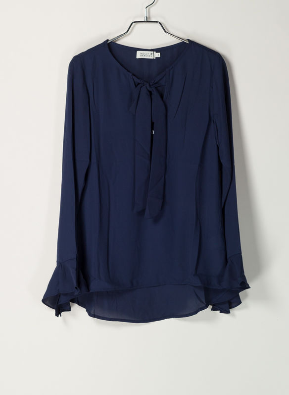 BLUSA FIOCCO, NVYBLU, medium