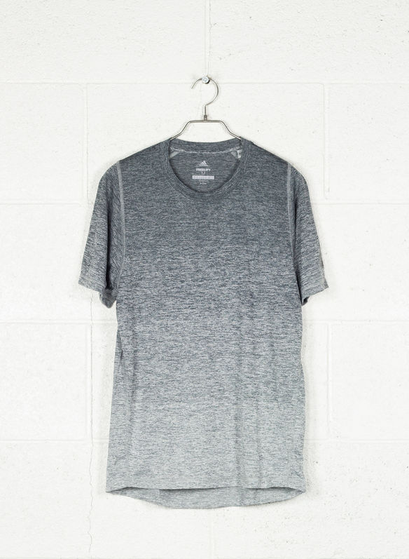 T-SHIRT FREELIFT 360 GRADIENT GRAPHIC, GREY, medium