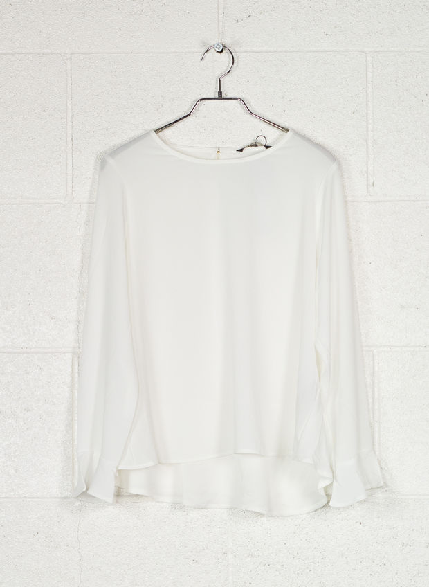 BLUSA ROUGE POLSO CREPES, CLOUD, large