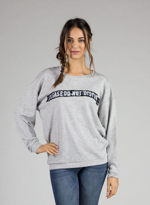 SWEATSHIRT MONCHIO BIS, GRIGIO, medium