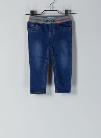 JEANS ELASTICO INFANT, D7A STONE, small
