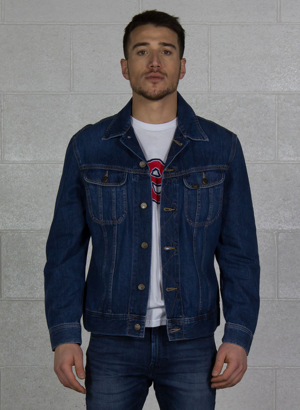 JACKET SLIM RIDER, LJKA MEDIUM, large