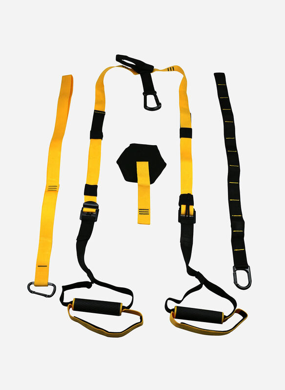 FUNCTIONAL TRAINING, YELLOW, medium