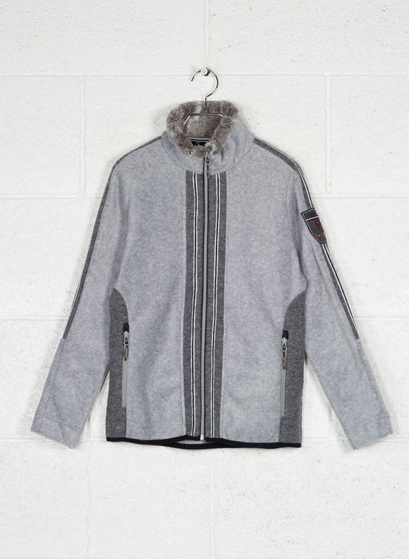 FELPA ARTIC FLEECE, U510 GREY, medium