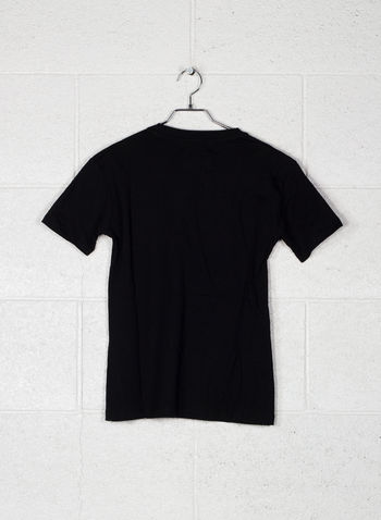 T-SHIRT BIG LOGO, NERO, small