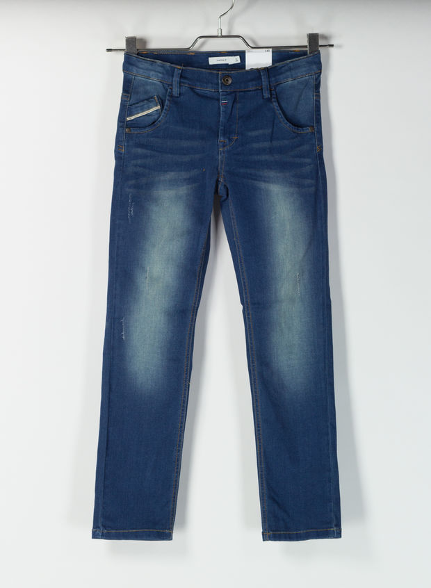 JEANS RYAN RAGAZZO, MEDIUM BLUE, large