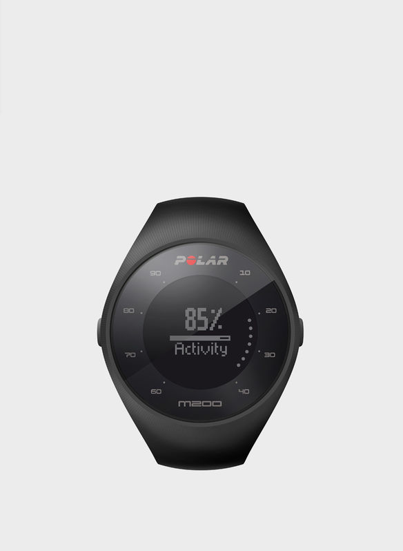 OROLOGIO GPS M200, BLK, medium
