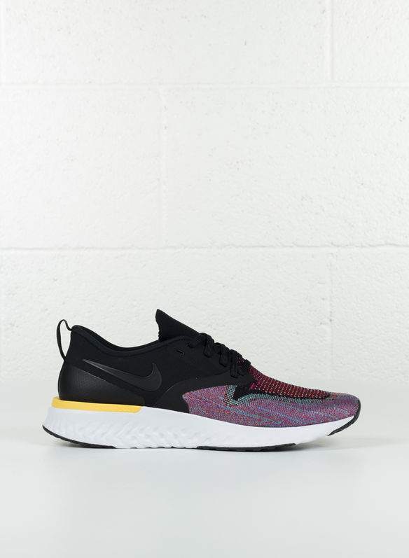 SCARPA AIR ODYSSEY REACT 2 FLYKNIT, 005BLKYEL, medium