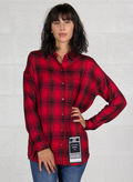 CAMICIA GREENSBOURG, BLKRED, thumb