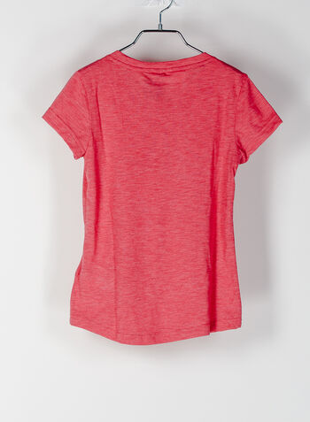T-SHIRT MUST HAVES RAGAZZA, CORAL, small