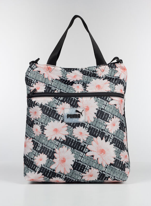 BORSA CORE SHOPPER, 03FLORAL, medium