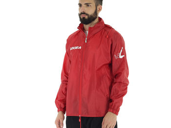 K-WAY RAIN JACKET ITALIA TORNADO, 0012RED, small