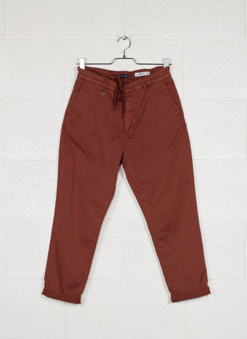 PANTALONE YORK LOOSE, 5037MATTONE, small