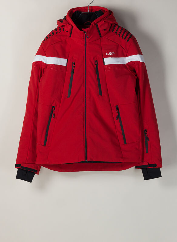 GIACCA SCI 8.000 SOFTSHELL, C580 FERRARI, medium