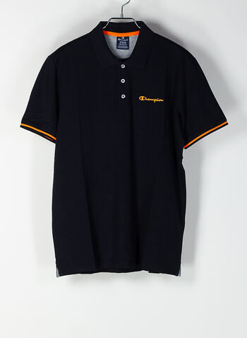 POLO PIQUET, KK001BLK, small