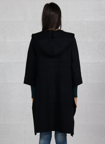 CAPPOTTO APERTO LIGHT, NERO, small