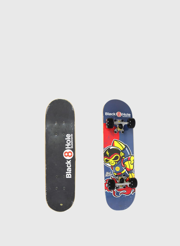 SKATEBOARD MOVE MONKEY BAMBINO/A, NG, medium