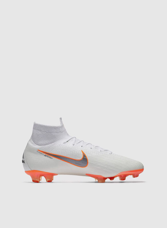 SCARPA MERCURIAL SUPERFLY VI ACADEMY MG, 107WHTSILORA, medium